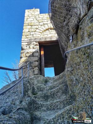 Западната порта на Крепост Овеч