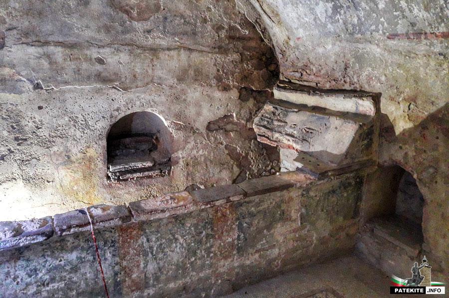Римска гробница - Хисаря