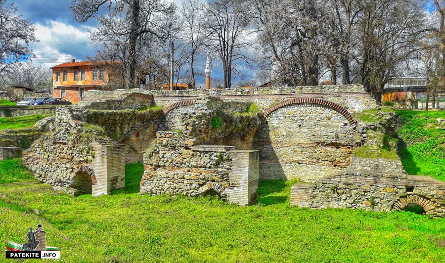 Римска сграда Хисаря