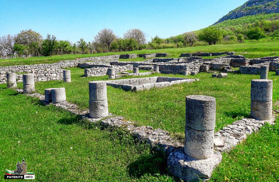 Мадара - римска вила Рустика