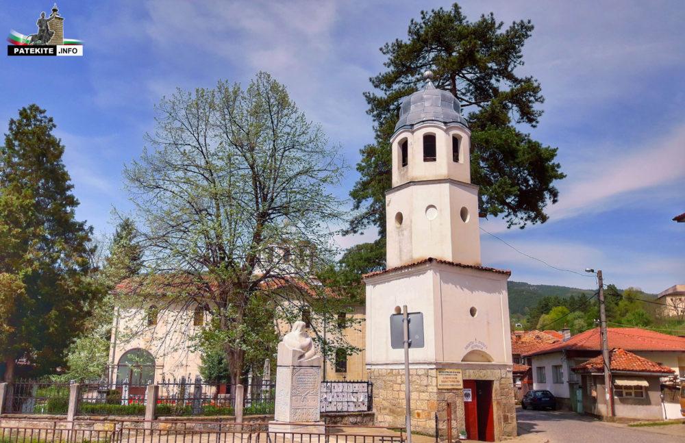 Храм Рождение на Пресвета Богородица в Елена