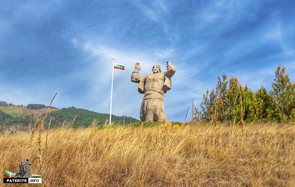 Паметник на Боримечката - гр. Клисура