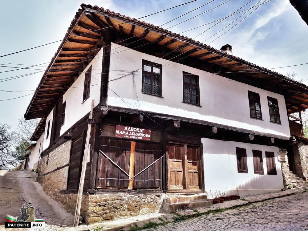 Къщата на братя Кършовски