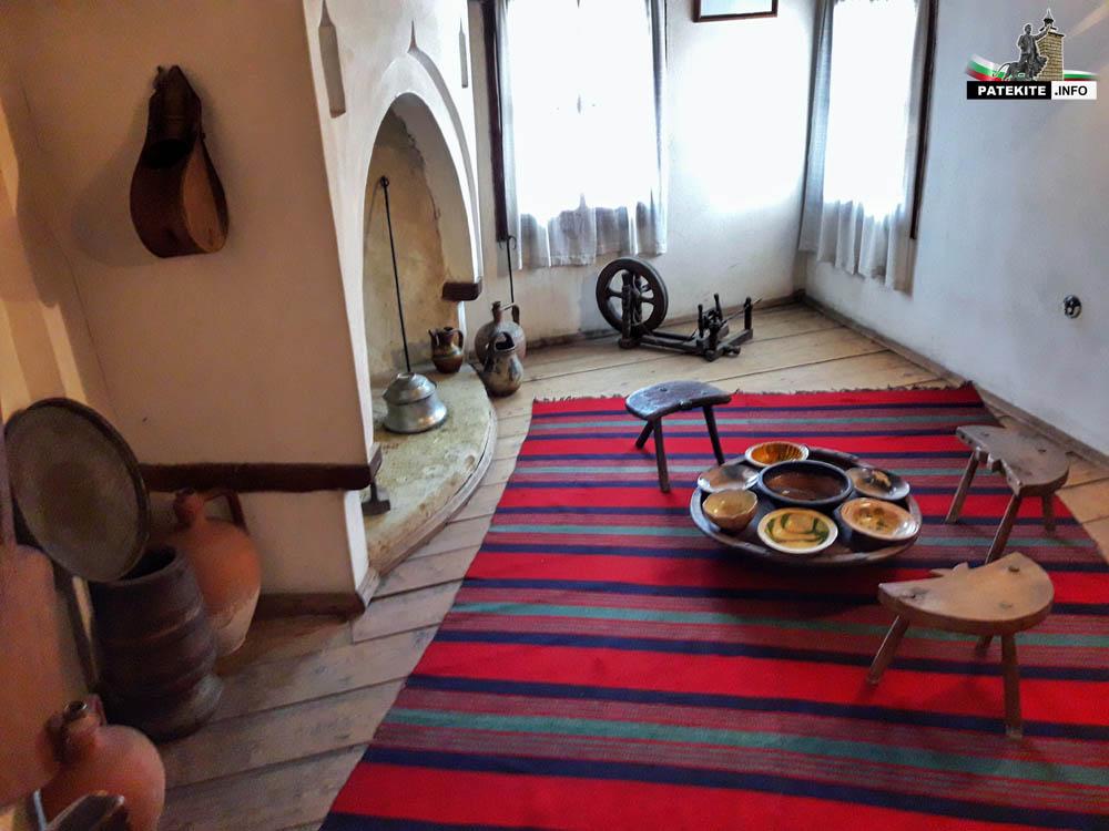 Родната къща на Иларион Макариополски в Елена