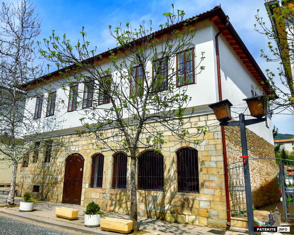 Къщата на Йордан Хаджипетков