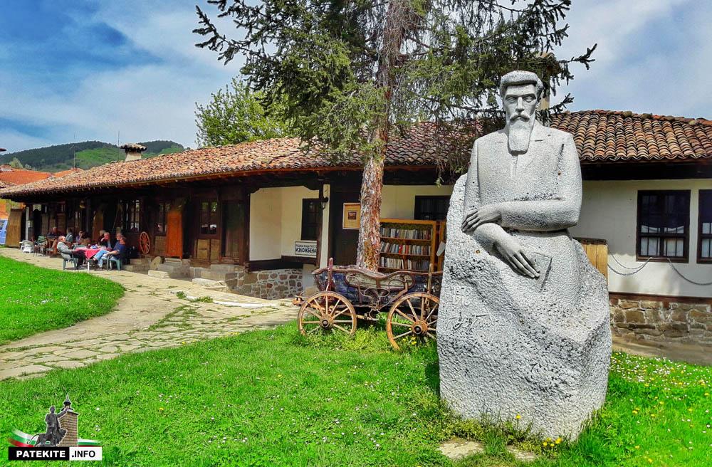 Къщата на поета Петко Тодоров