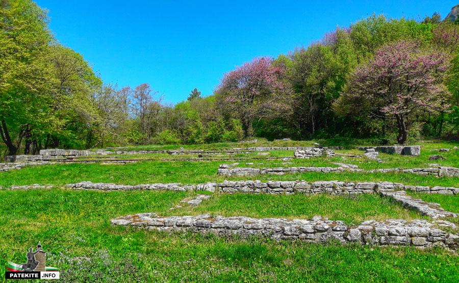 Мадара раннохристиянски манастир