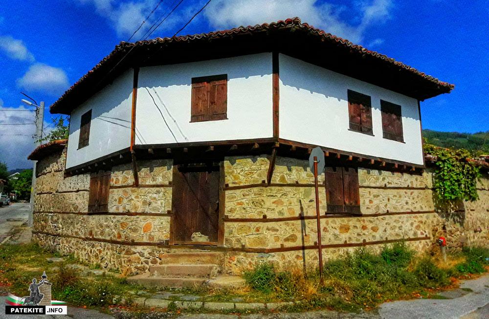 Червенаковата къща в Клисура