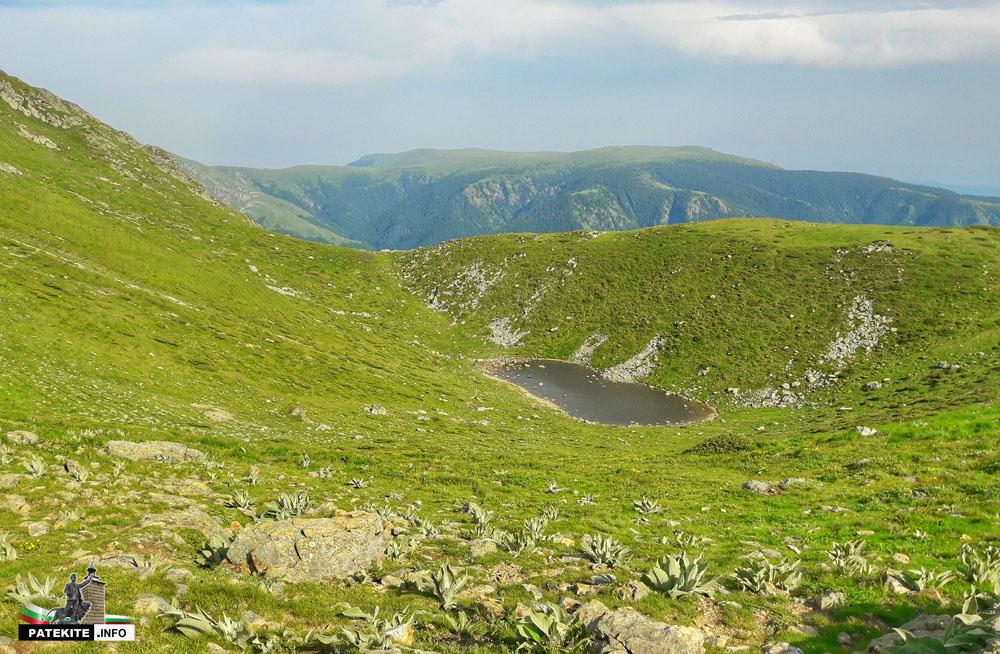 Езеро Локвата