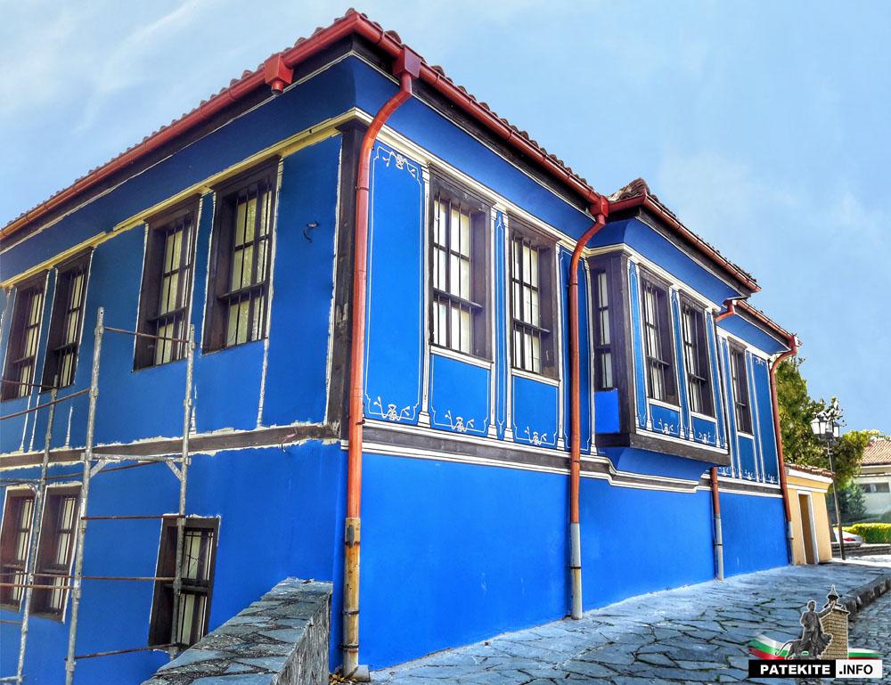 Павурджиевата къща в Клисура