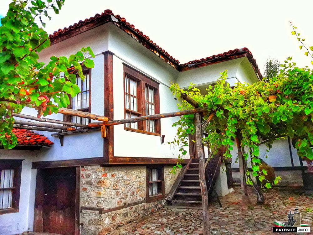 Козинаровата къща в Клисура
