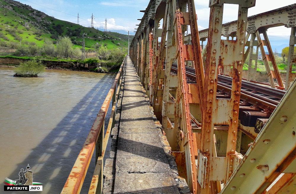 ЖП мост Генерал Тодоров