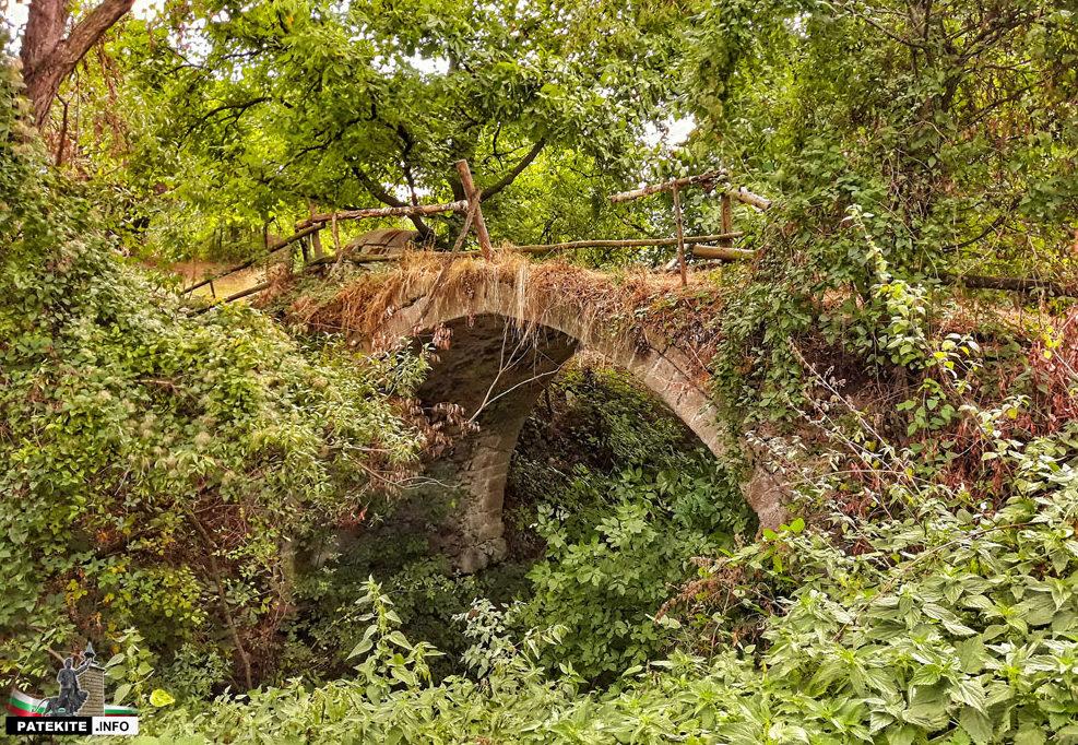 Римският мост в Клисура