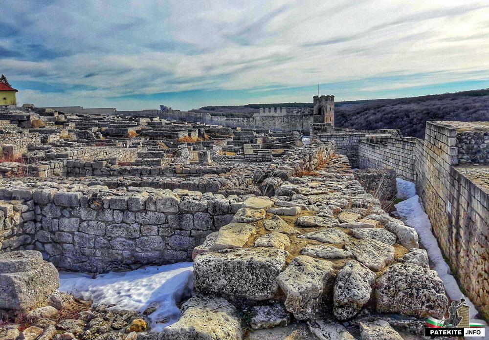 Шуменската крепост отвътре