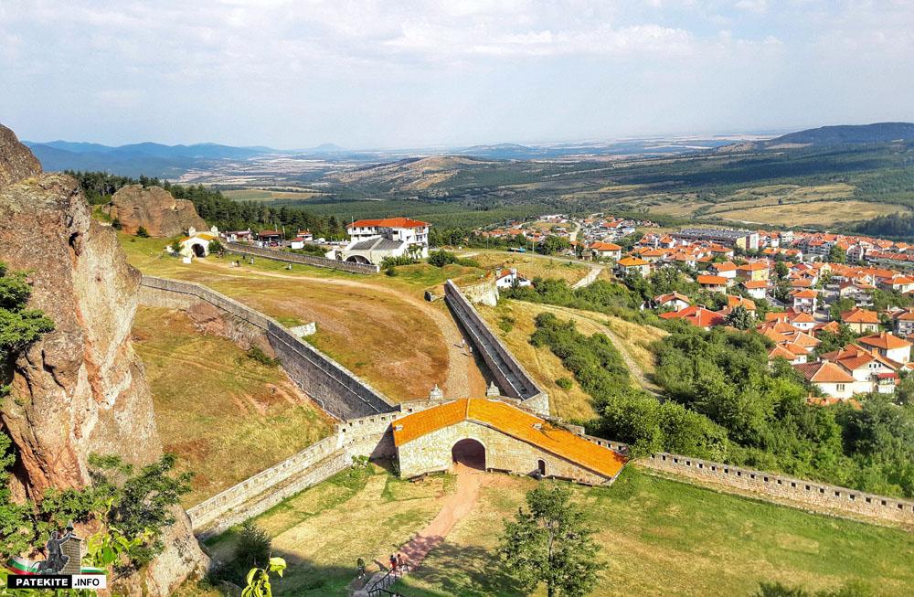 Белоградчишка крепост