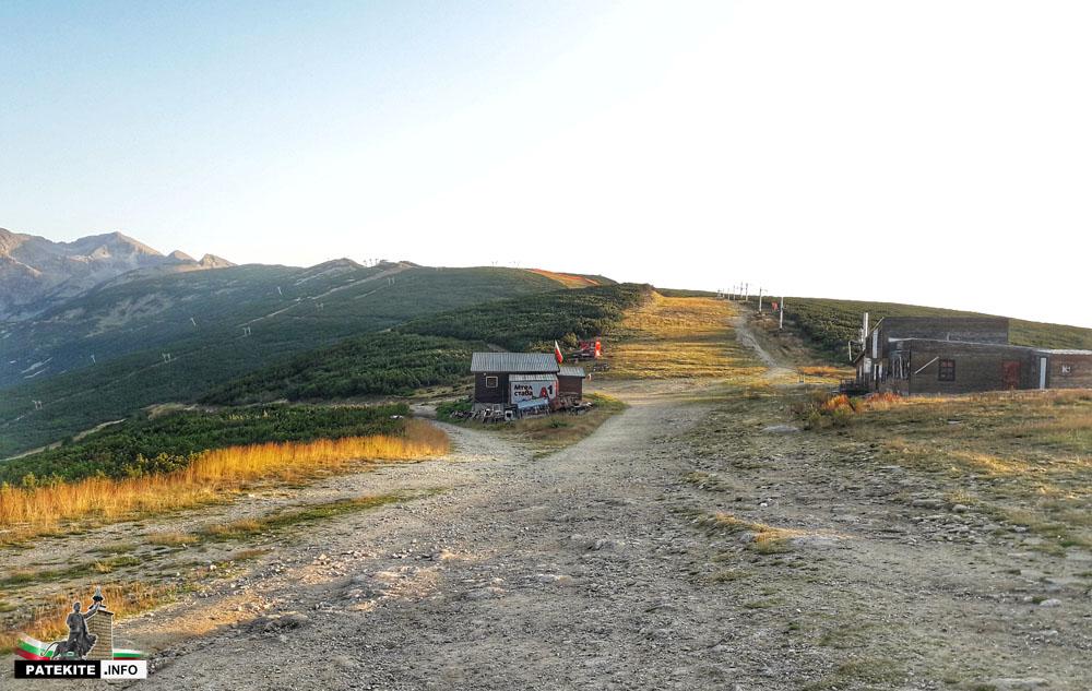 Маршрут за изкачване на връх Мусала