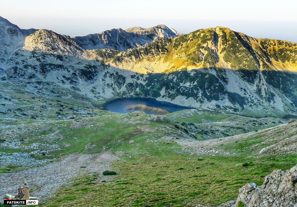 Вихрен езерo