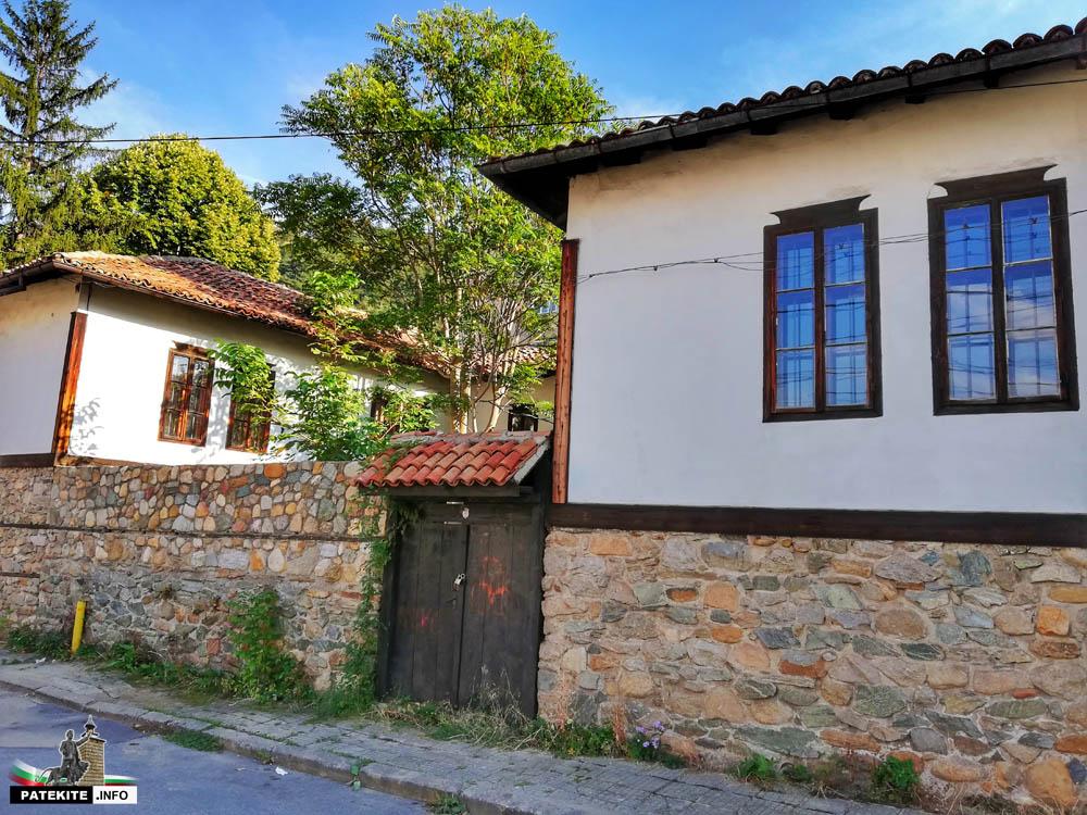 Ефенджиевата къща - Кюстендил