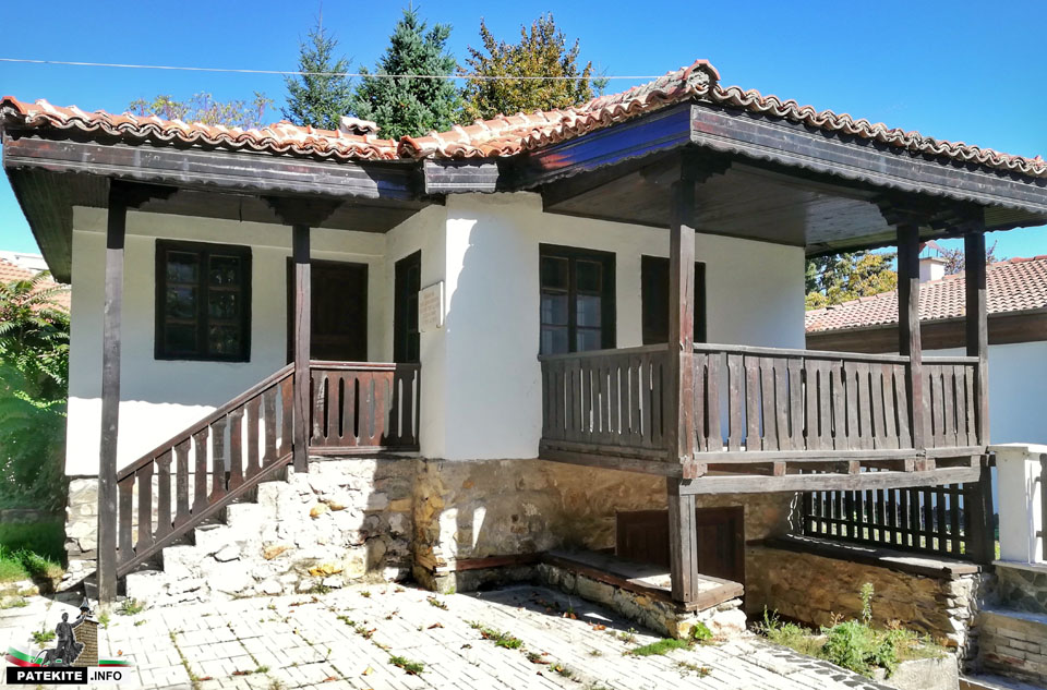 Къщата на баба Дона Ковачева в Кюстендил