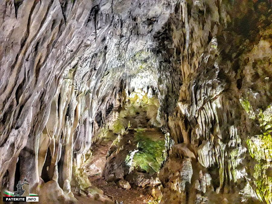Пещера Снежанка