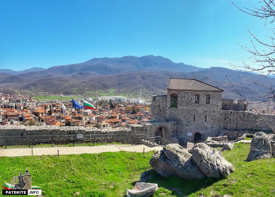 Крепост Перистера в гр. Пещера