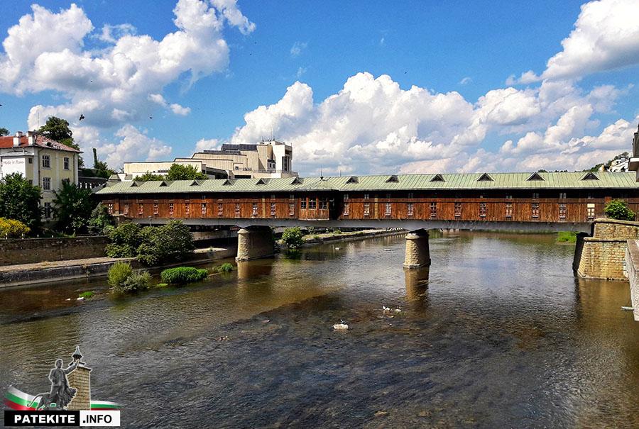 Мостът на Колю Фичето в Ловеч
