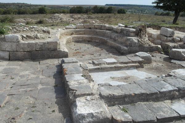 Крепост Палматис - синтрон