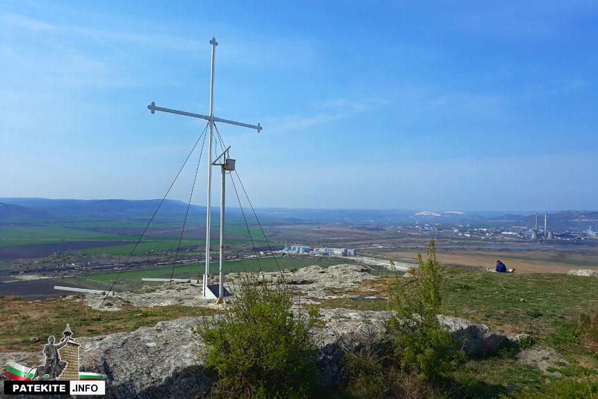 Петрич кале - кръст