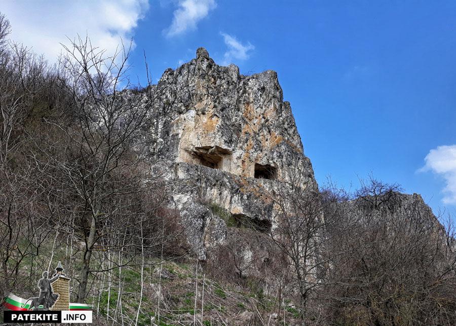 "Скален манастир ""Тарапаната"""