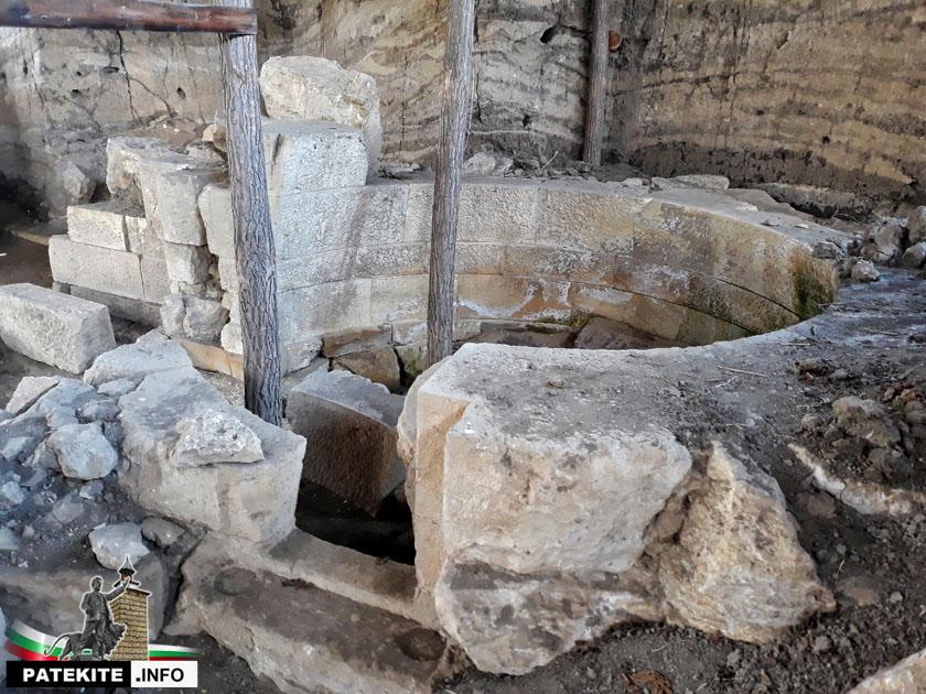 Гробна камера на Гаговската гробница