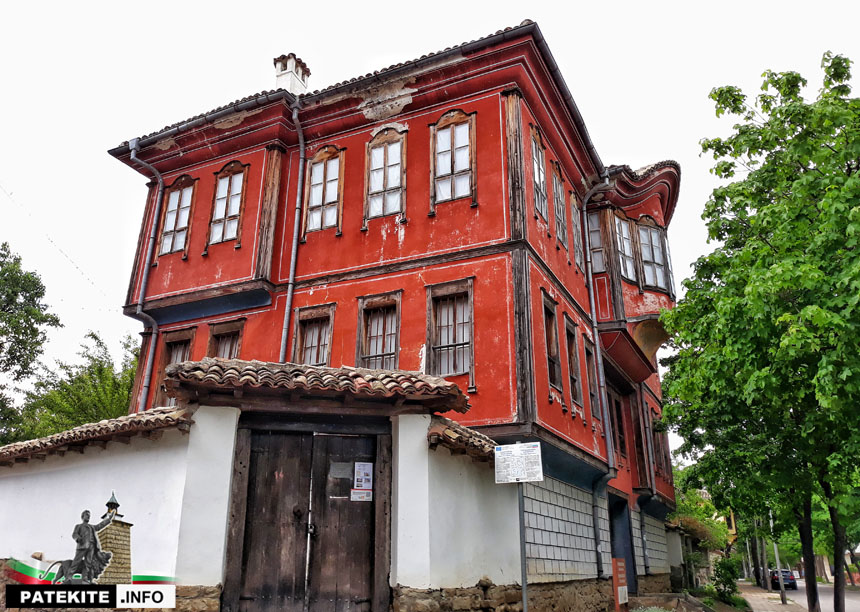 Хаджиангеловата къща в Търговище