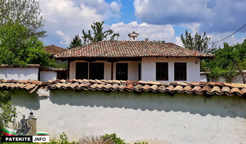Родната къща на Никола Симов в Търговище