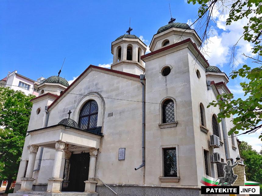 Църква Св. Иван Рилски в Търговище