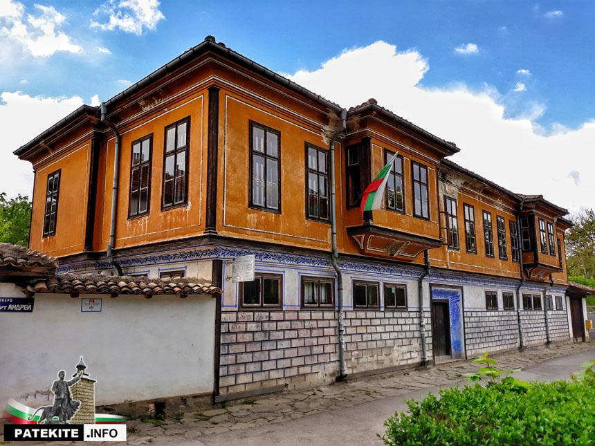 Захариевата къща в Търговище