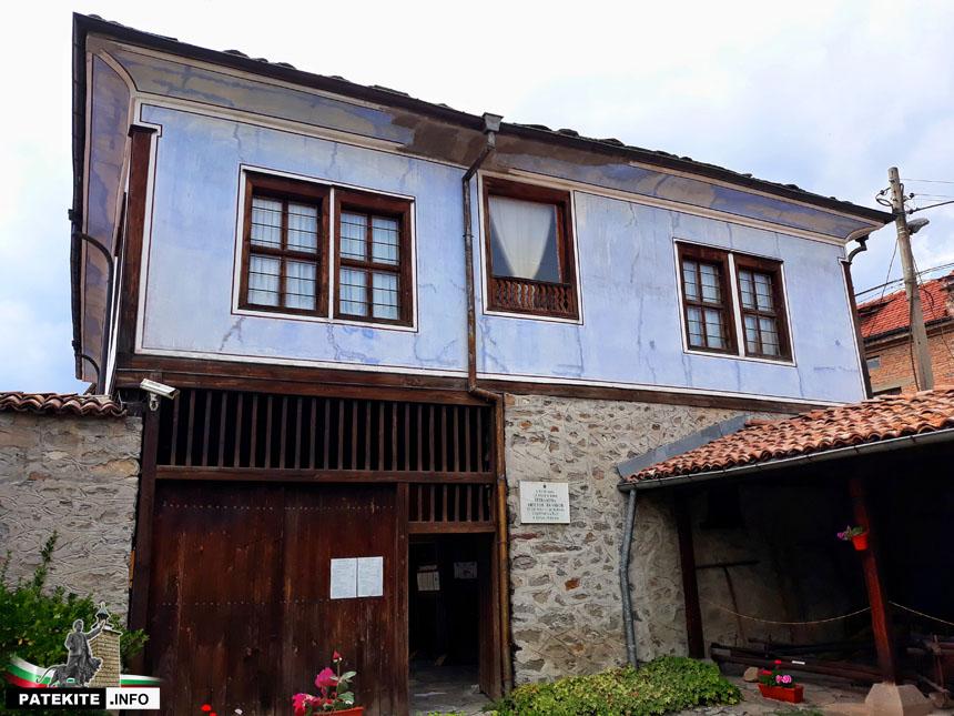 Балиновата къща в Батак