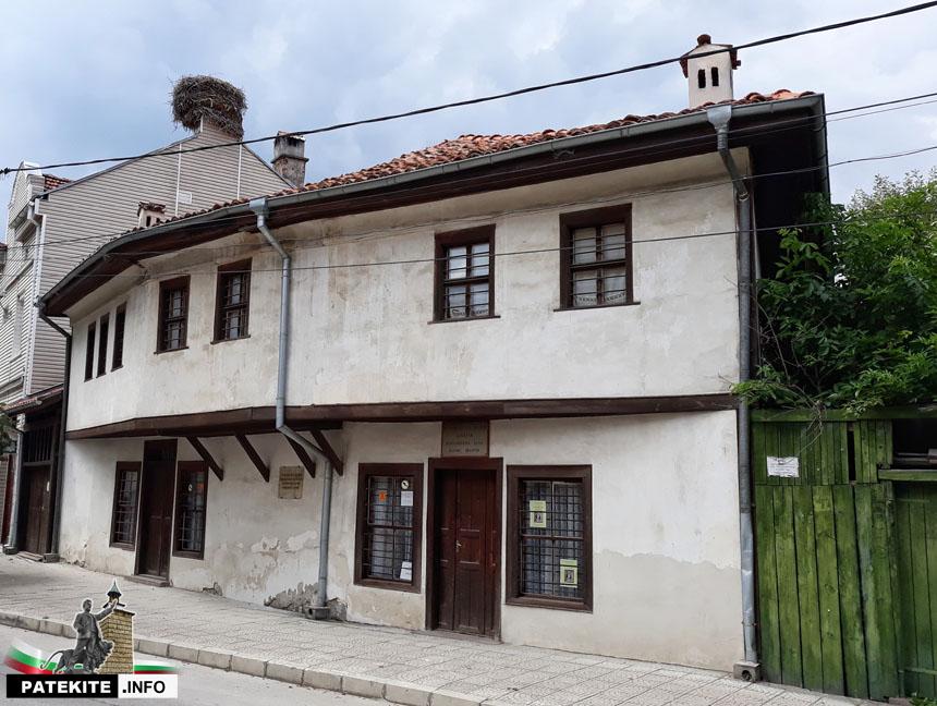 Шаровата къща в Батак