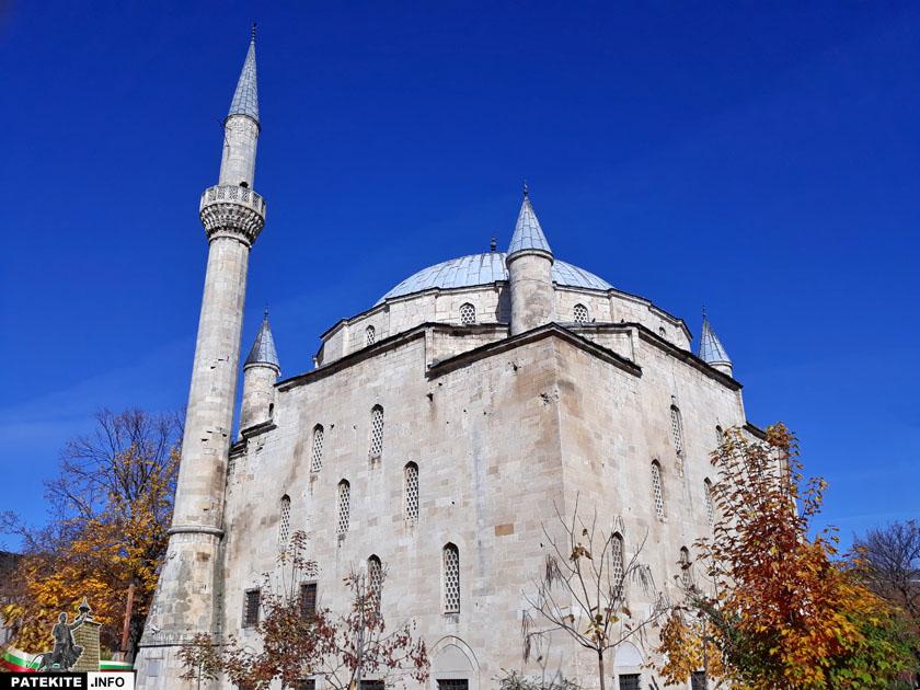 Джамията Ибрахим паша в Разград