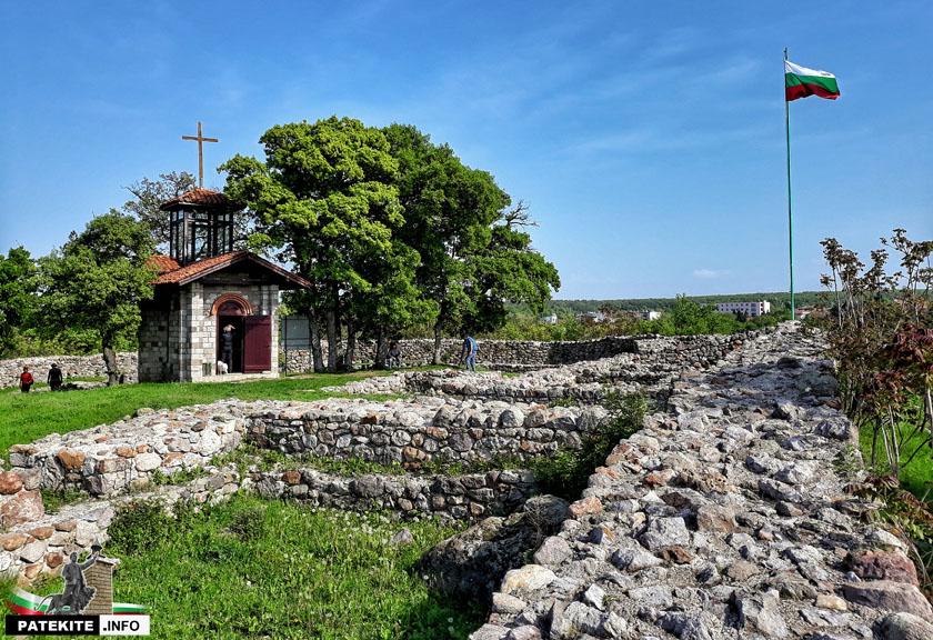 Крепост Свети дух в Минерални бани