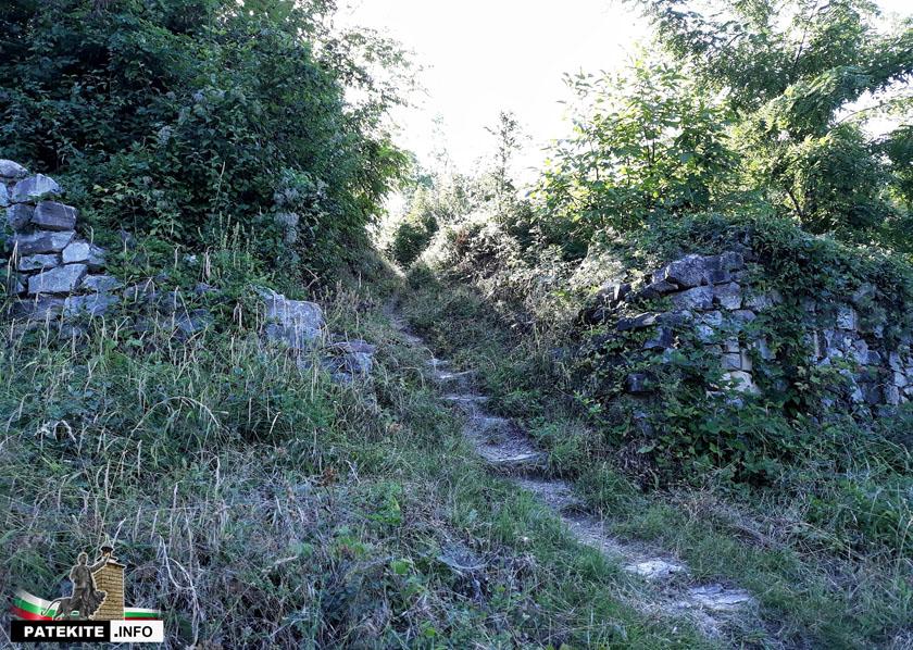 Римска крепост Калето в Берковица