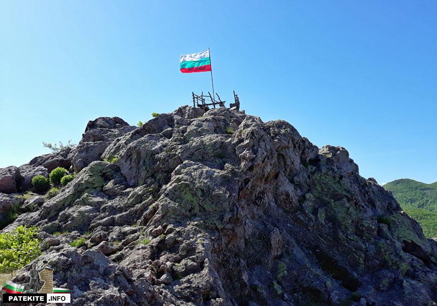 Крепост Гарваница до Долно Брястово