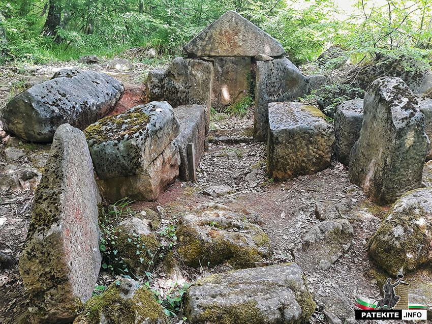 Пропада - гробница
