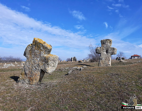 Средновековен некропол Калугерица