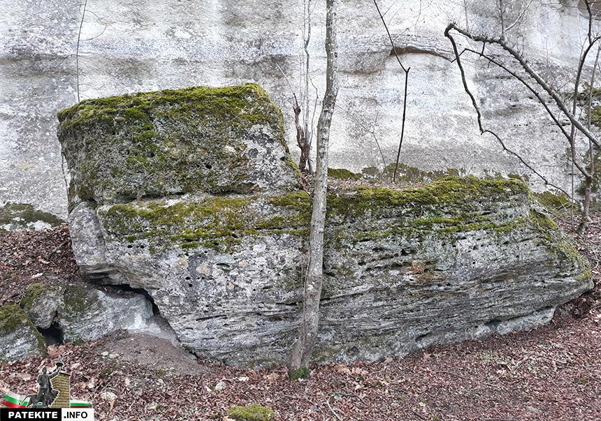 Катера над Калугерица