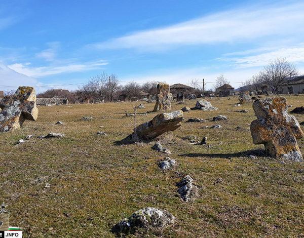 Средноковен некропол в Калугерица