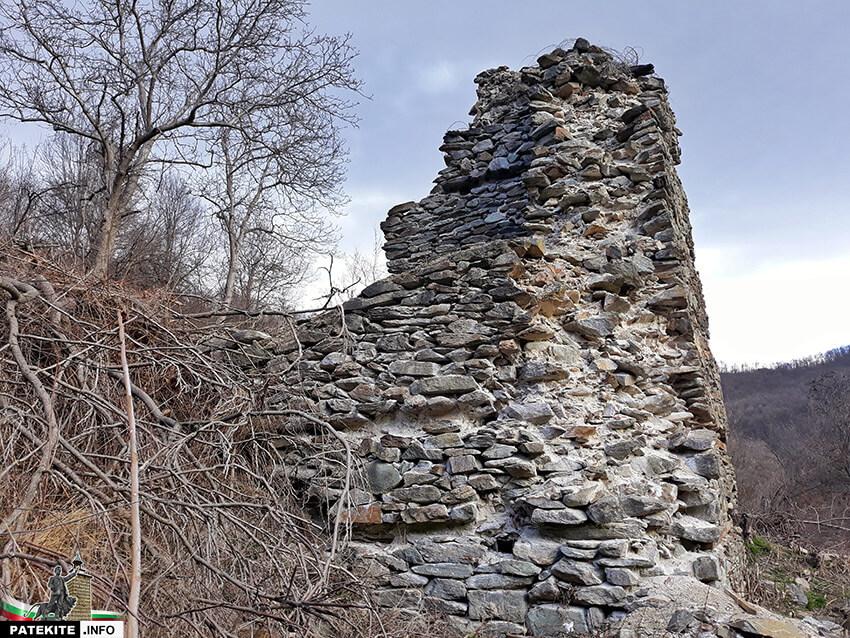 Кулата на крепост Урвич