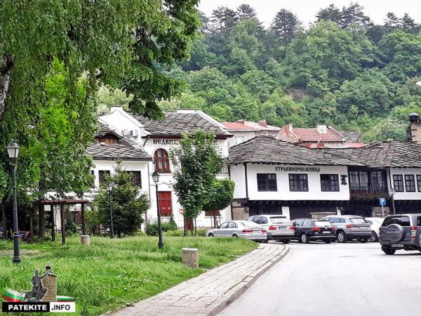 Габрово - стари къщи