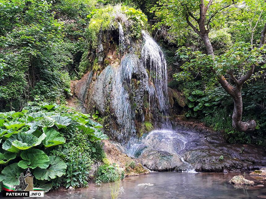 Водопад Боаза до Търговище