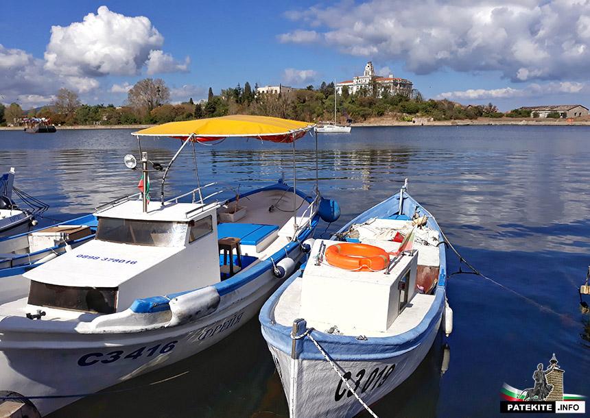 Лодка до остров Св. Иван от Созопол