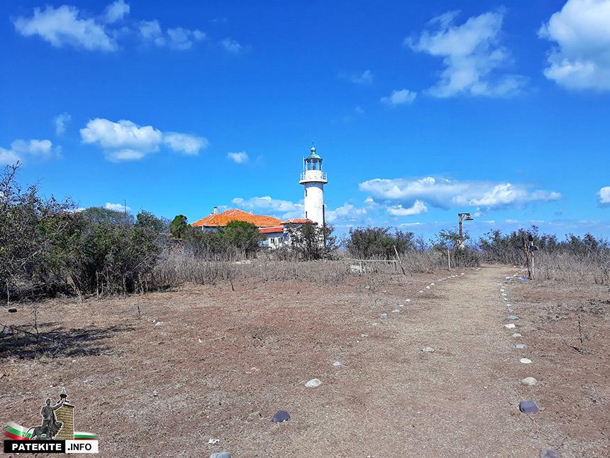Остров св. Иван - фарът