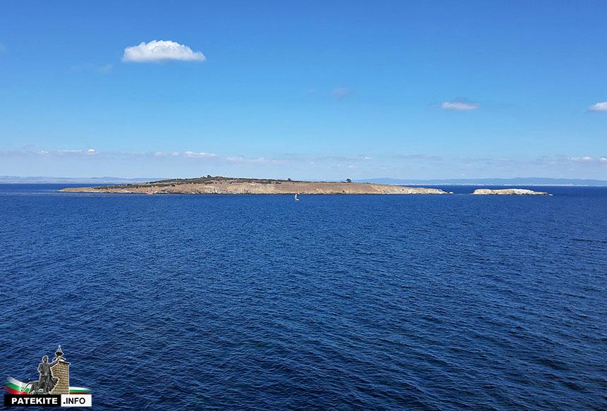 Остров св. Иван и остров св. Петър